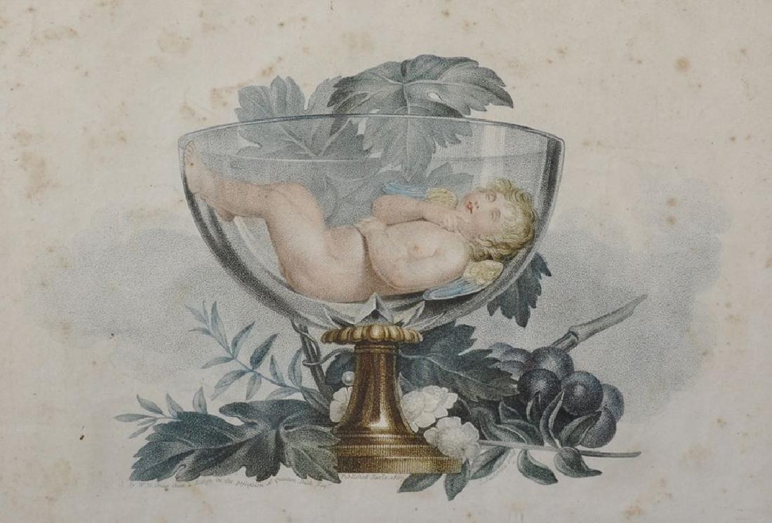 William Marshall Craig (c.1765-1834) British. Cherub in