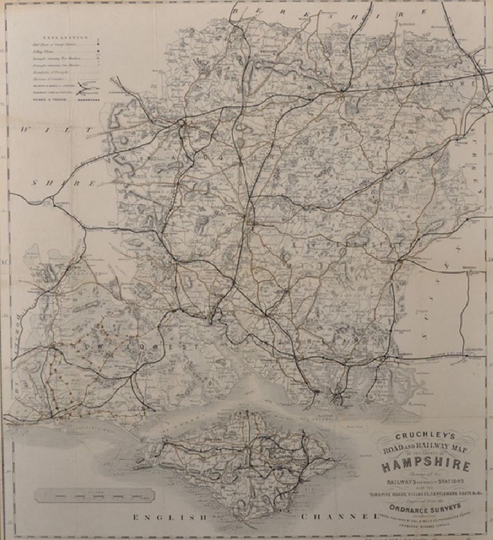 "George Frederick Cruchley (1787-1880) British. ""Road"