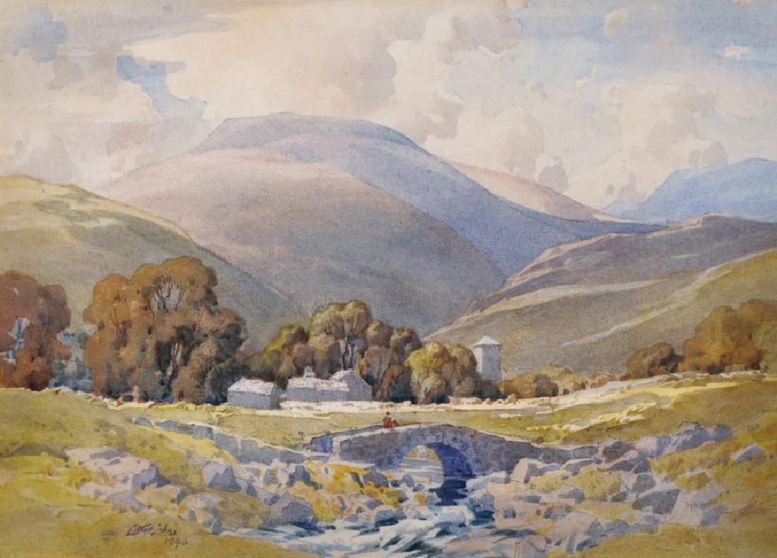 John Littlejohns (1874-1955) British. 'Mardale,