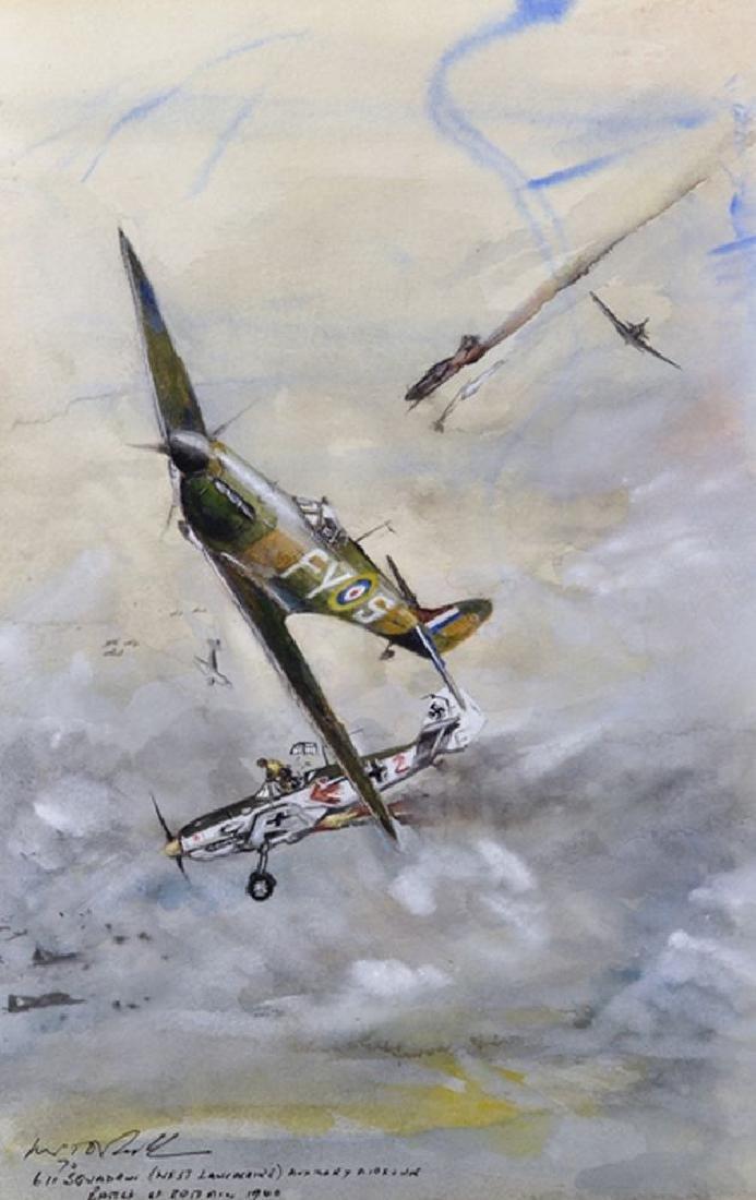 "Miles O'Reilly (20th Century) British. ""611 Squadron"