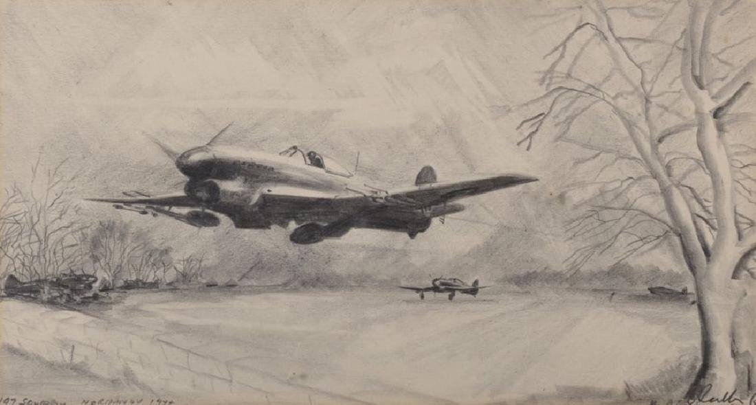 "Miles O'Reilly (20th Century) British. ""197 Squadron,"
