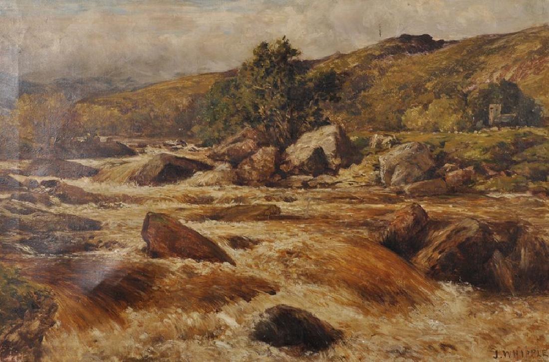 "John Adams Whipple (1823-1891) British. ""A Wilderness"
