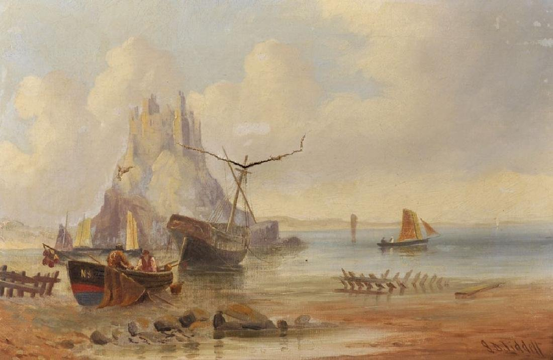 "John Davison Liddell (1859-1942) British. ""Holy"