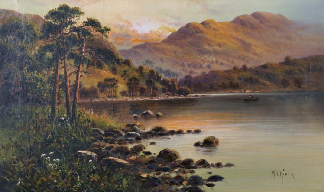 M...C...Hider (19th-20th Century) British. A