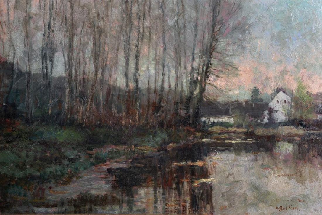 Alfred Theodore Joseph Bastien (1873-1955) Belgian.