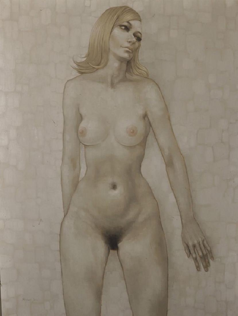 "Michael Tain (1927    ) British. ""Maura"", Study of a"