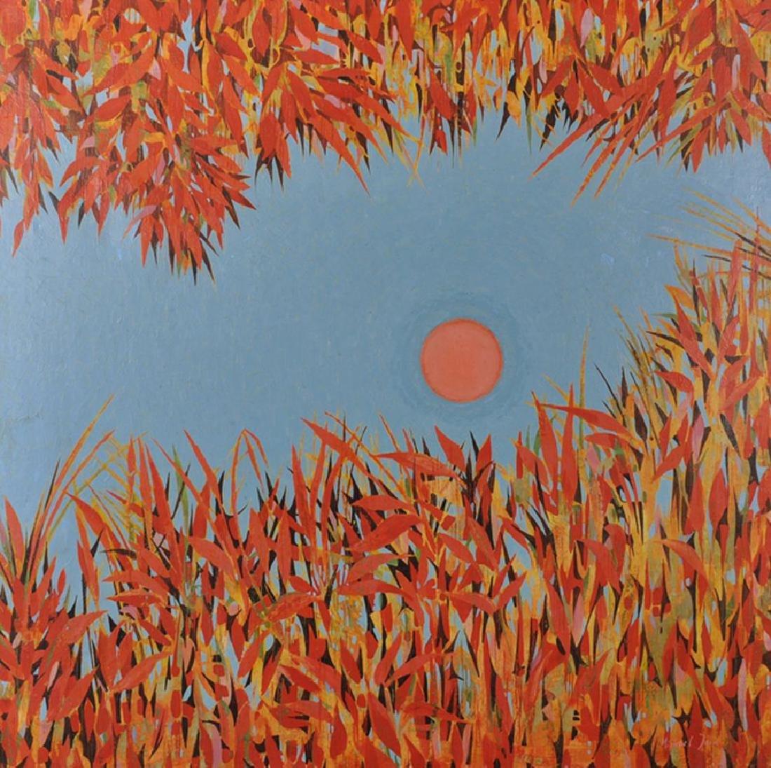 Michael Tain (1927    ) British. 'Autumn Shining
