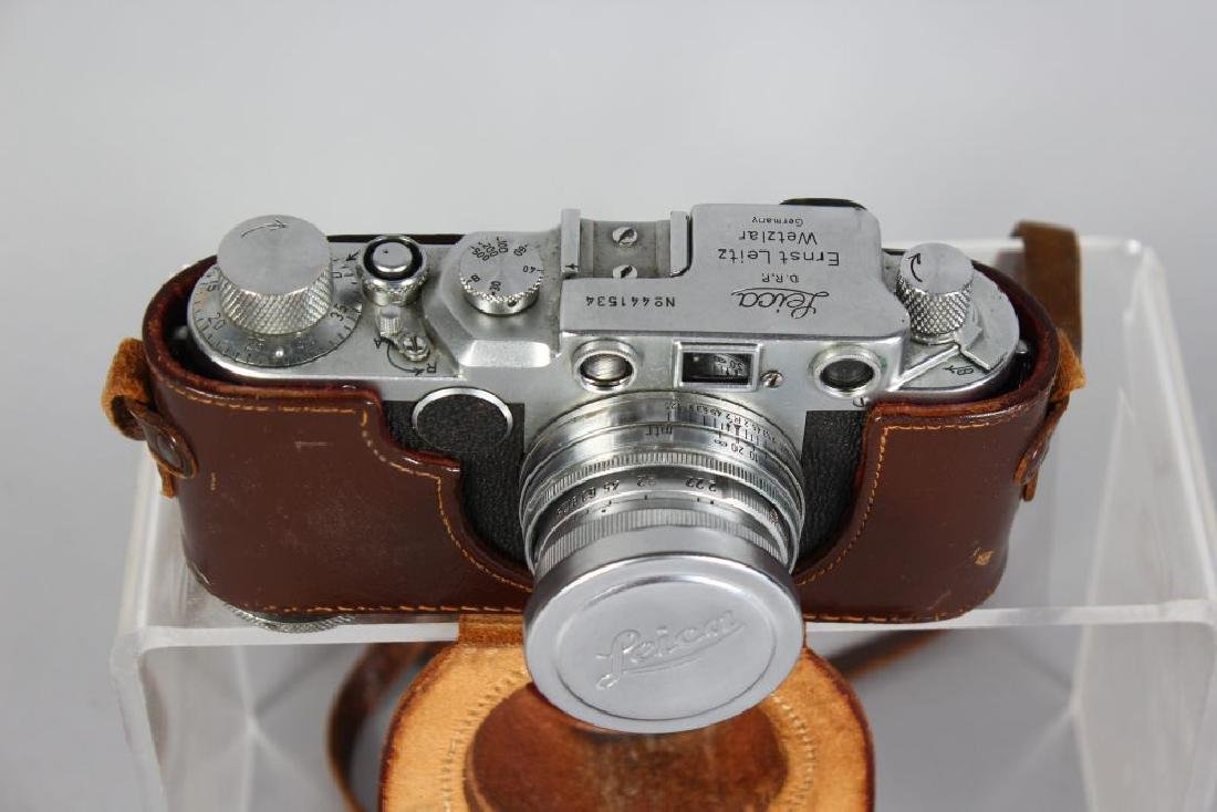 A LEICA CAMERA D.R.P. (ERNST LEITZ), No. 441534, from - 2