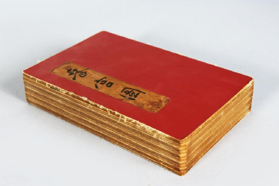 A CHINESE EROTIC BOOK.  7.5ins.