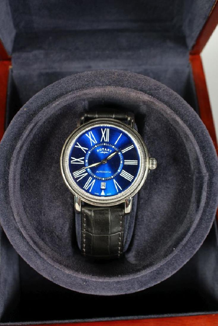 A ROTARY ELITE LIMITED EDITION WATCH, 55/500, automatic - 2