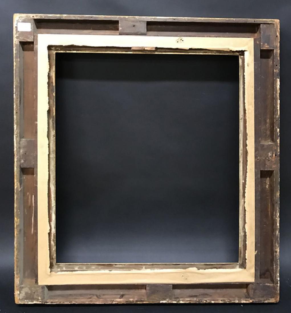 19th Century English School. A Gilt Composition Frame, - 3