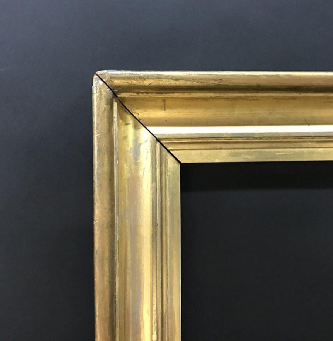 "19th Century English School. A Gilt Hollow Frame, 18"" x"