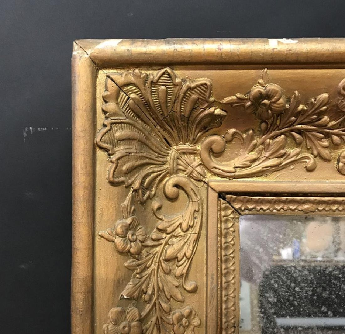 19th Century English School. A Gilt Composition Frame