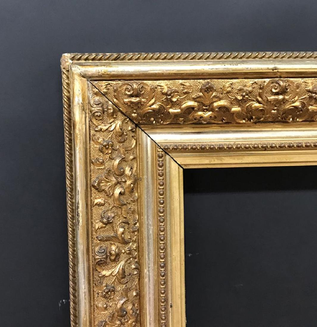 20th Century English School. A Gilt Composition Frame,