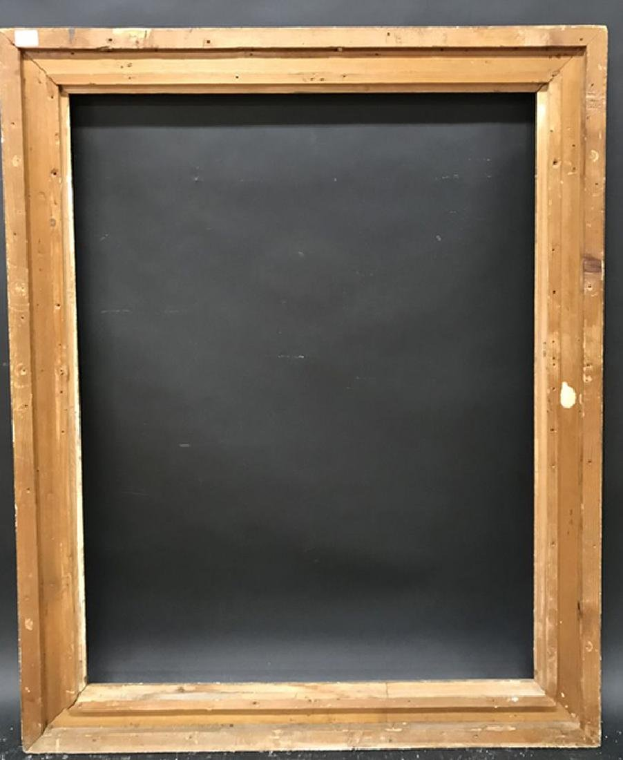 20th Century English School. A Gilt Composition Frame, - 3