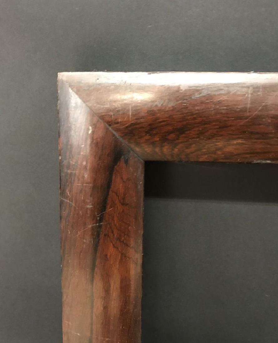 "19th Century English School. A Rosewood Frame, 13.5"" x"
