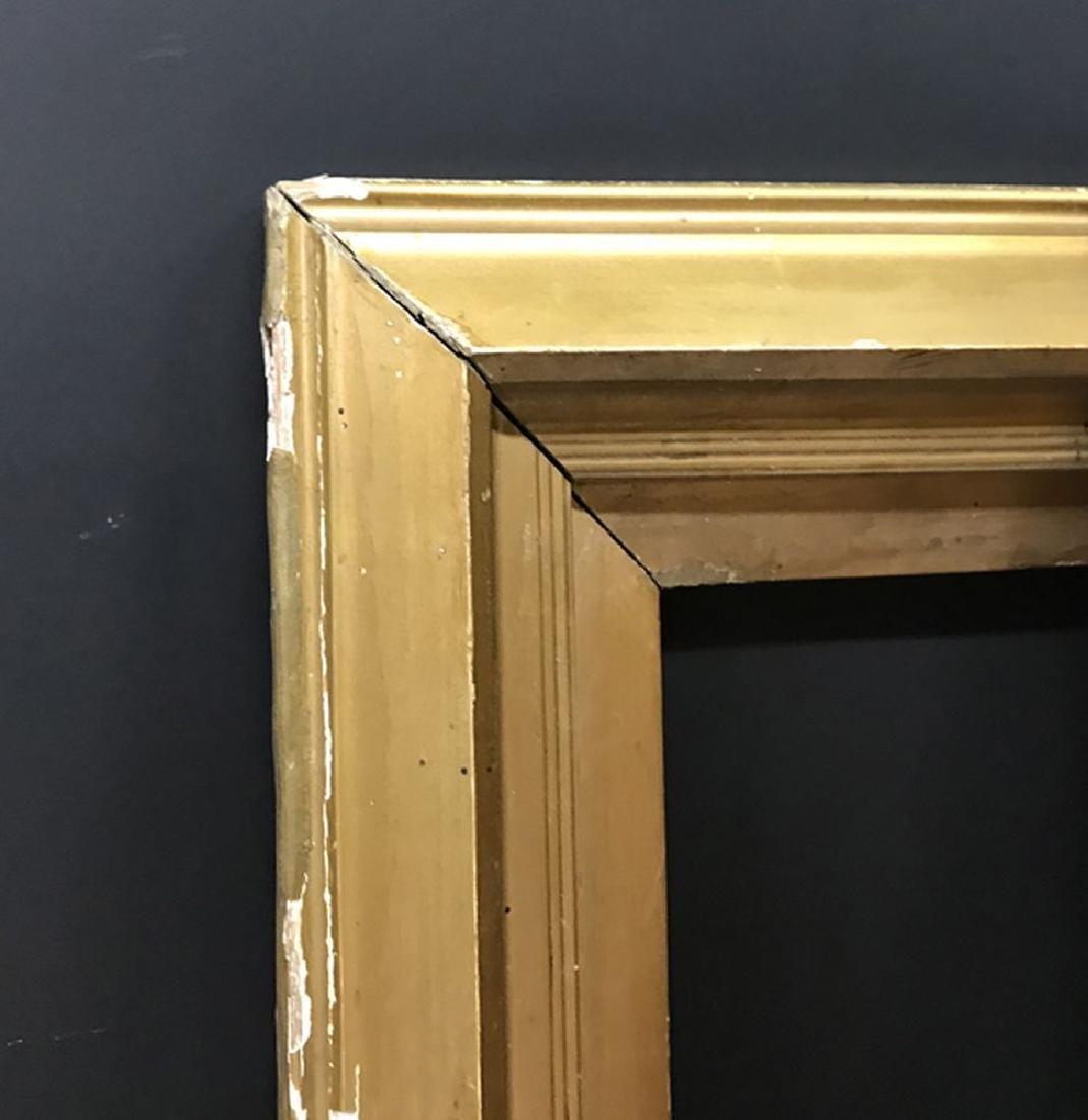 """19th Century English School. A Gilt Frame, 24.5"""" x"""