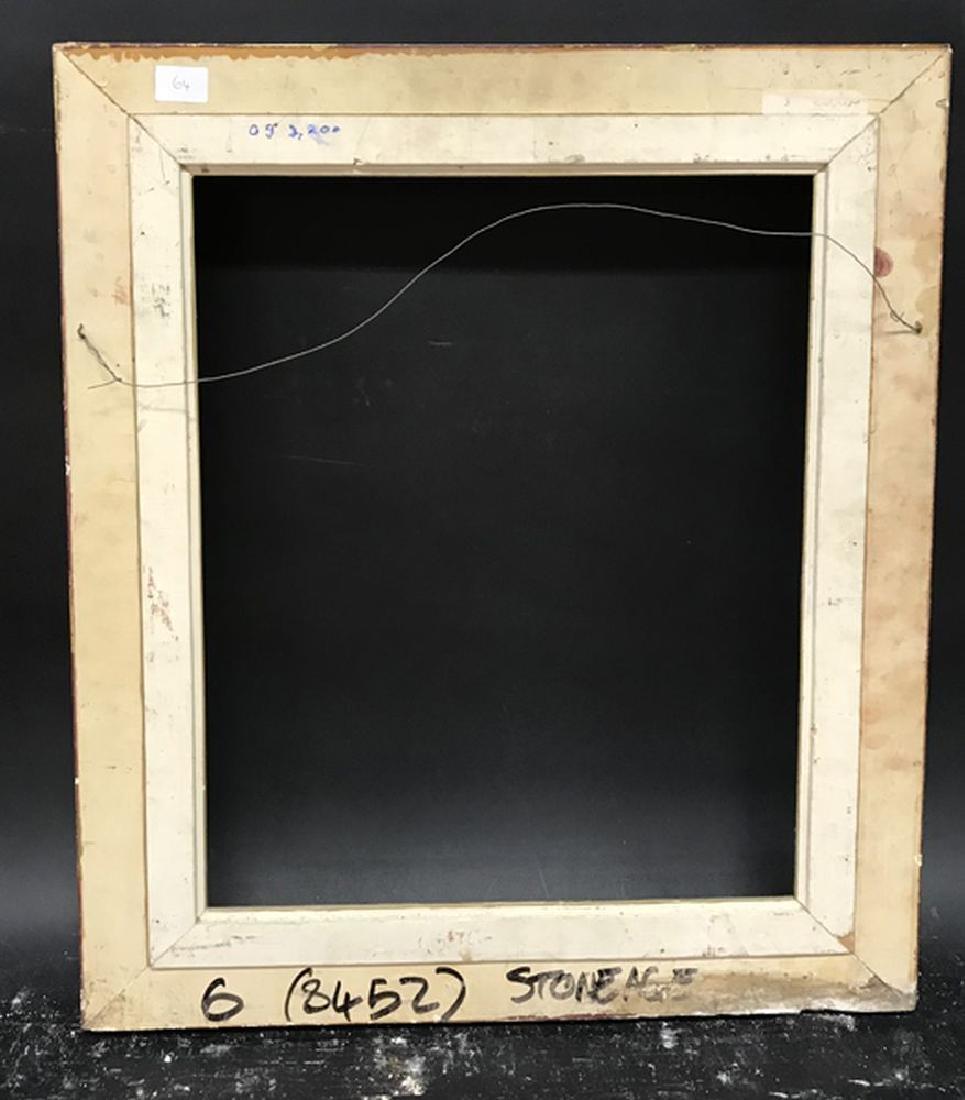 "20th Century English School. A Hollow Frame, 20"" x - 3"