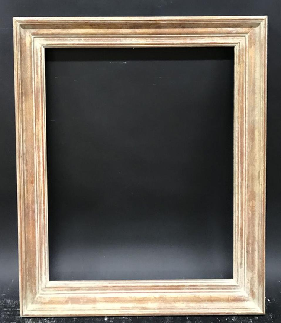 "20th Century English School. A Gilt Frame, 23.5"" x - 2"