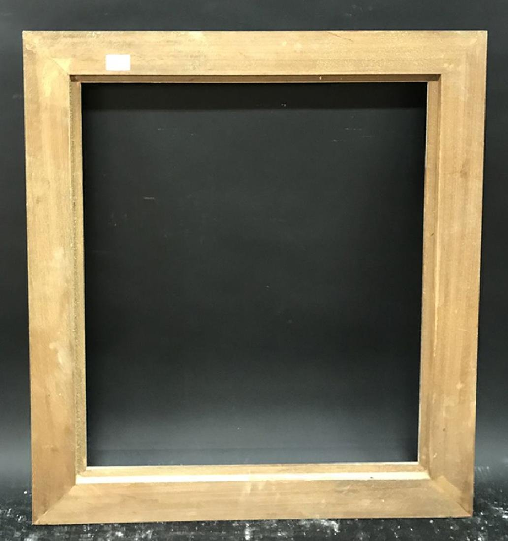 "20th Century English School. A Gilt Frame, 23.5"" x - 3"