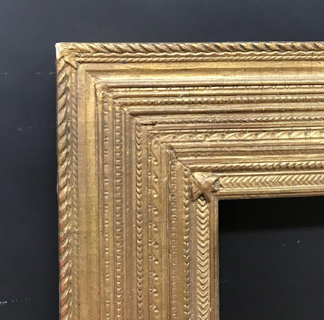 "20th Century English School. A Gilt Frame, 36"" x 28"""