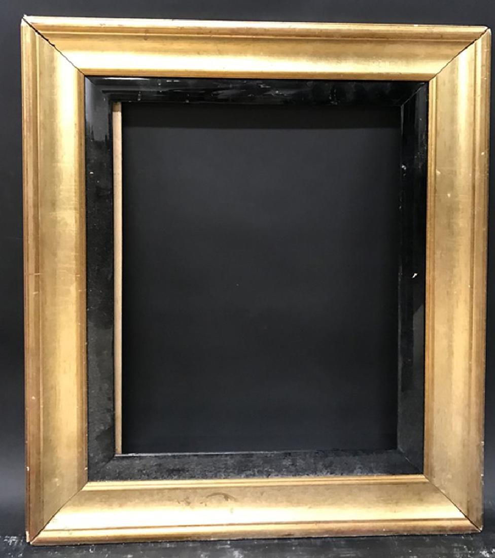 20th Century Continental School. A Gilt Frame with a - 2