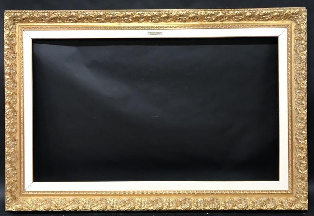 "20th Century European School. A Gilt Frame, 71"" x 39.5"" - 2"