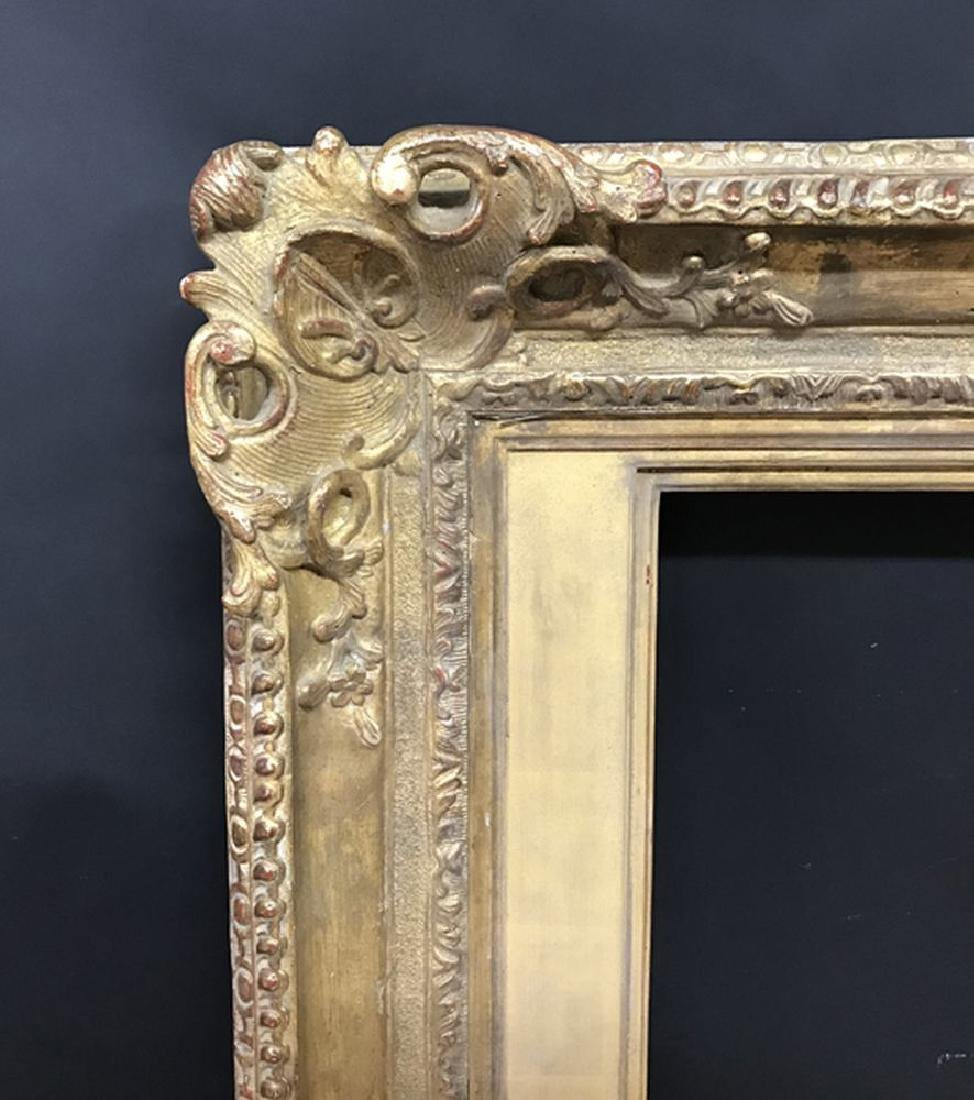19th Century French School. A Louis Style Carved