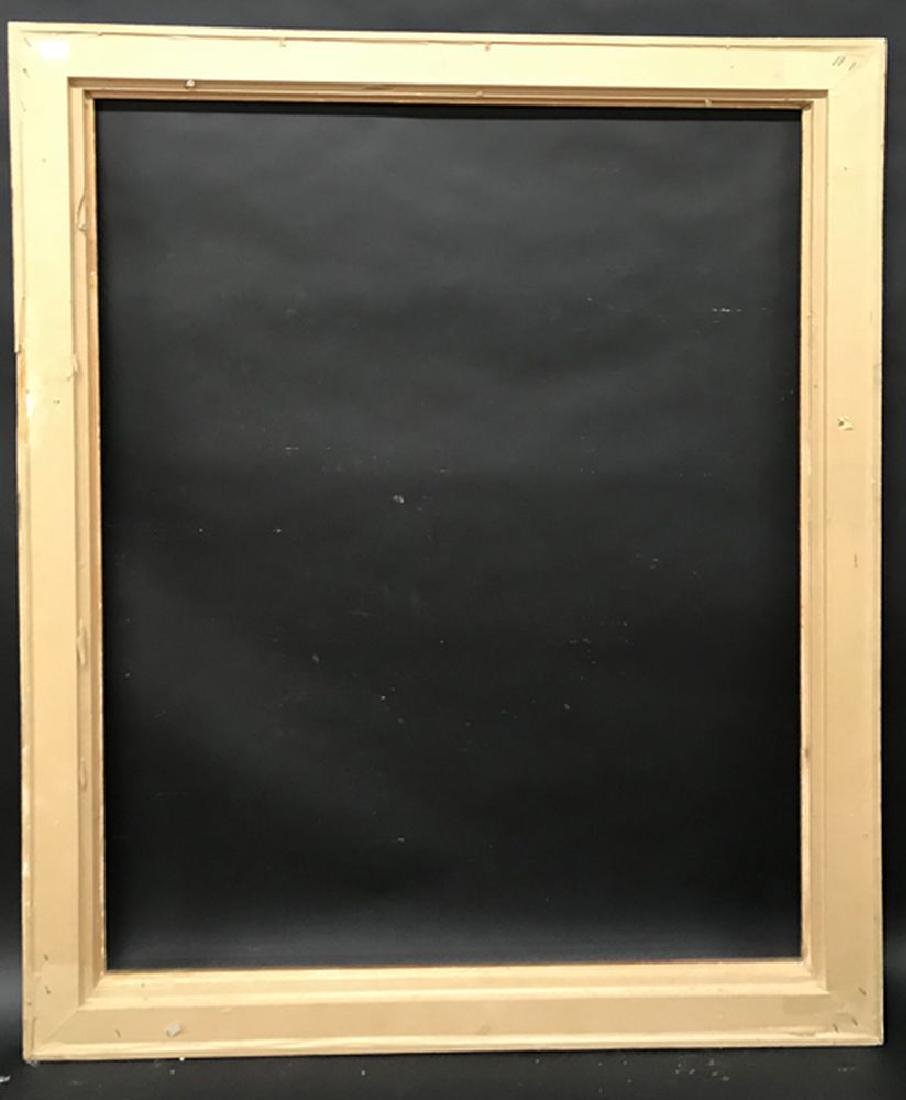 20th Century English School. A Gilt Frame, with painted - 3