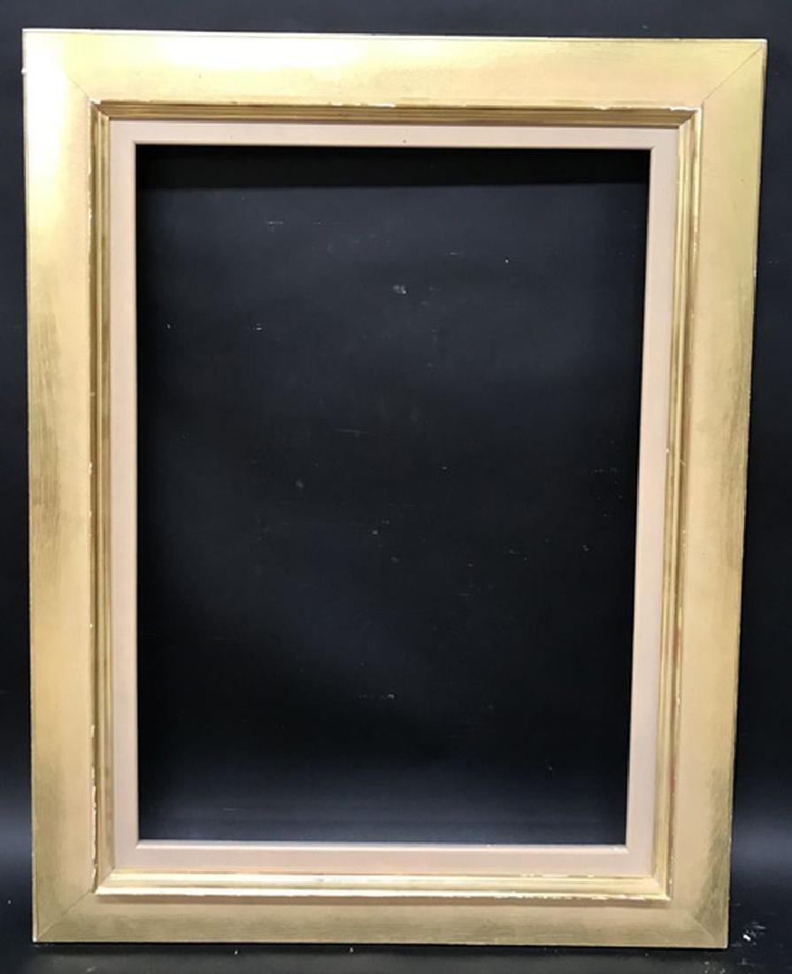 """20th Century English School. A Gilt Frame, 31.25"""" x - 2"""