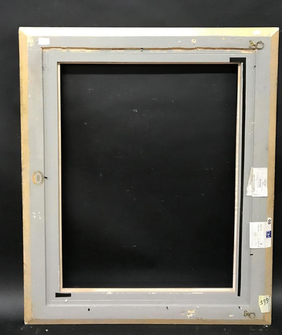 """20th Century English School. A Gilt Frame, 31.25"""" x - 3"""