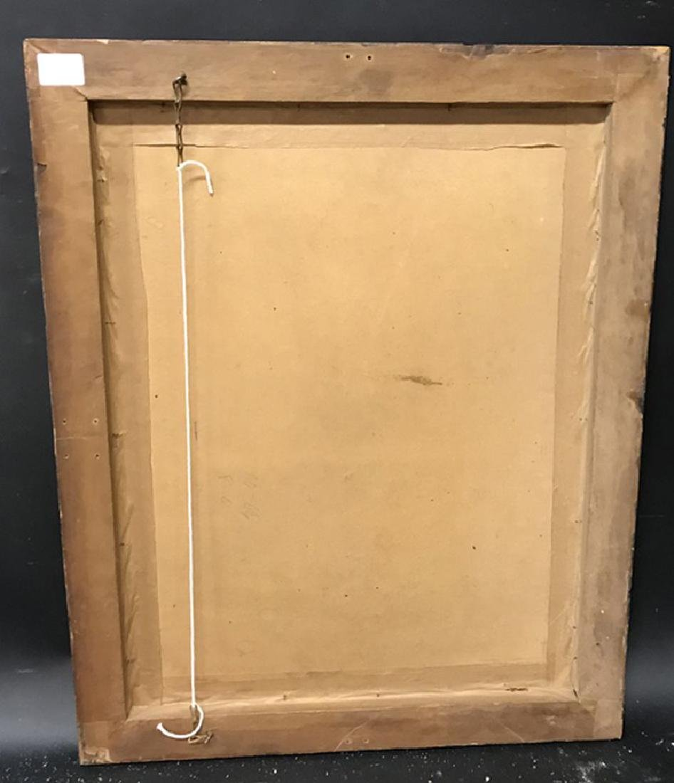 19th Century English School. A Maple Frame with inset - 3