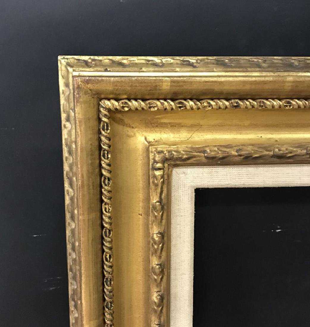 19th Century English School. A Gilt Composite Frame,