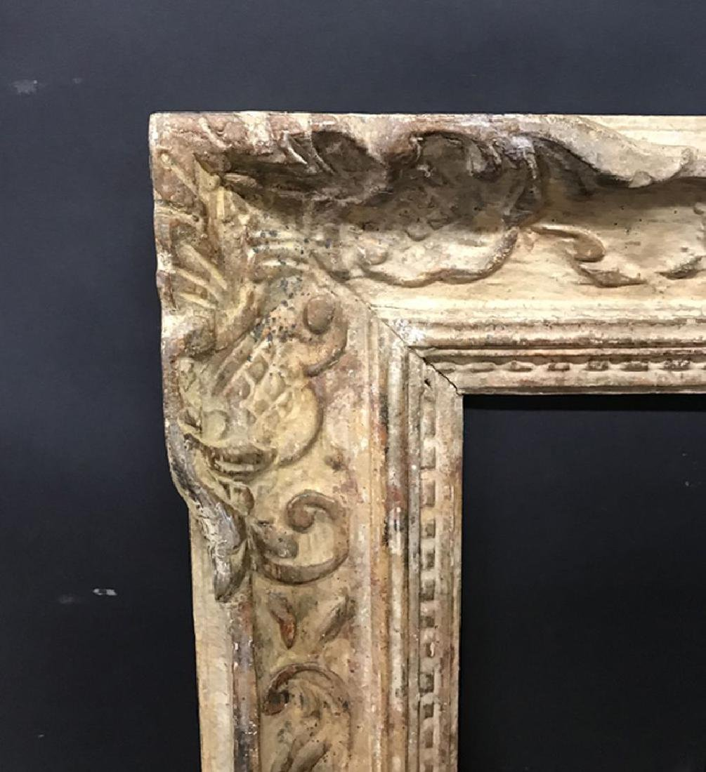 Early 20th Century English School. A Carved Giltwood