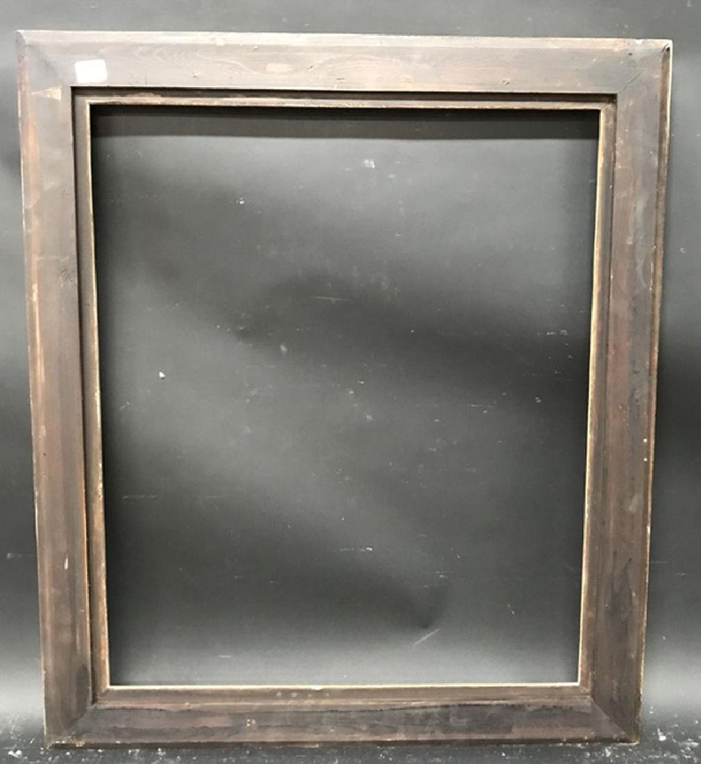 20th Century English School. A Carved Giltwood Frame, - 3