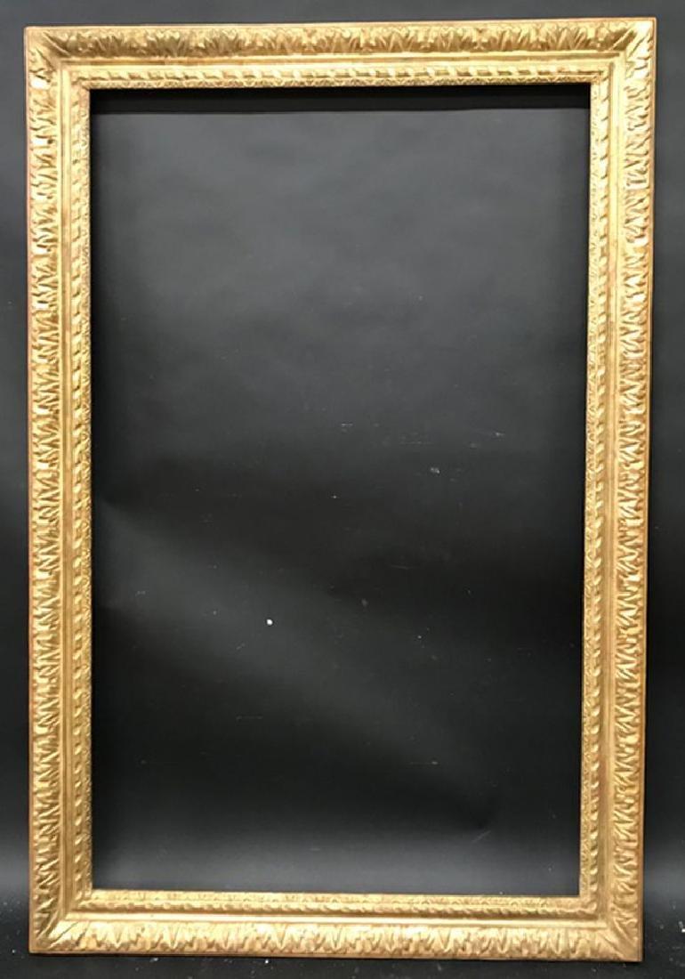 20th Century English School. A Gilt Composition Frame, - 2