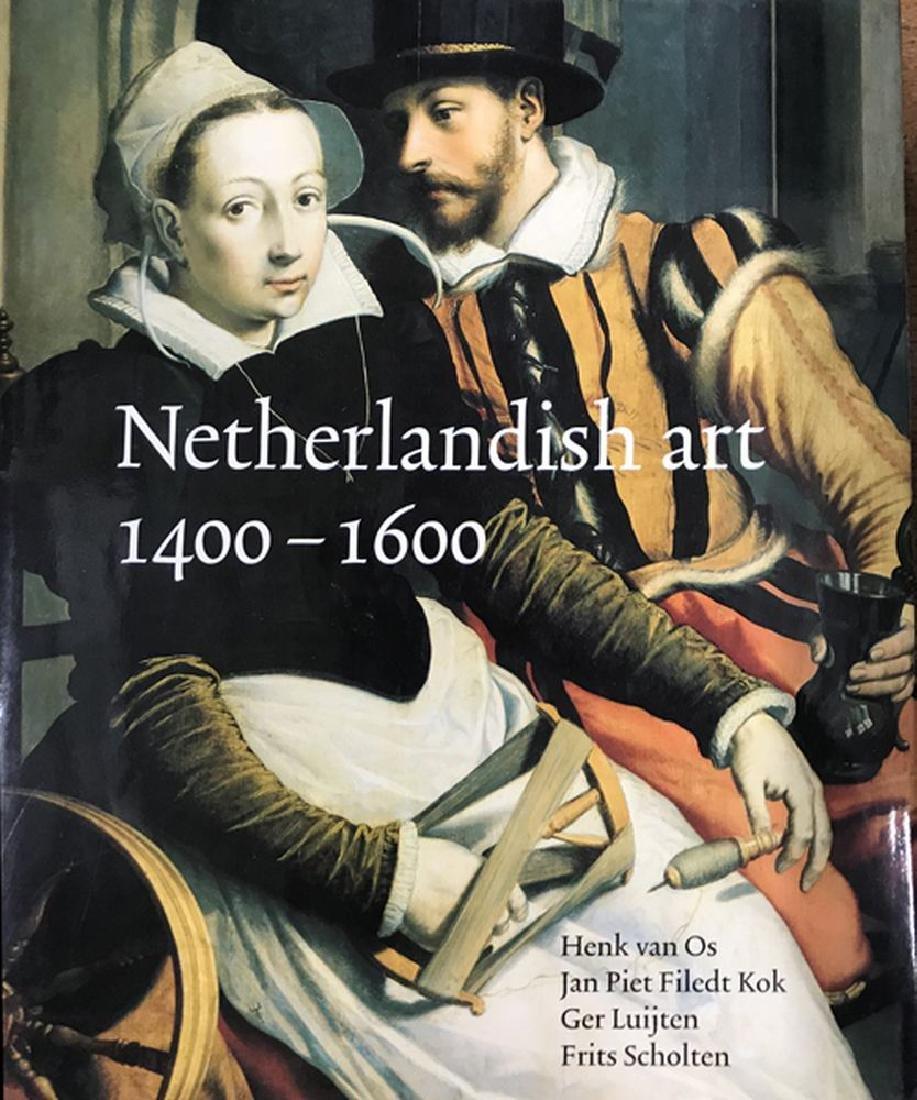 Netherlandish Art, Three Volumes 1400-1800, and eleven