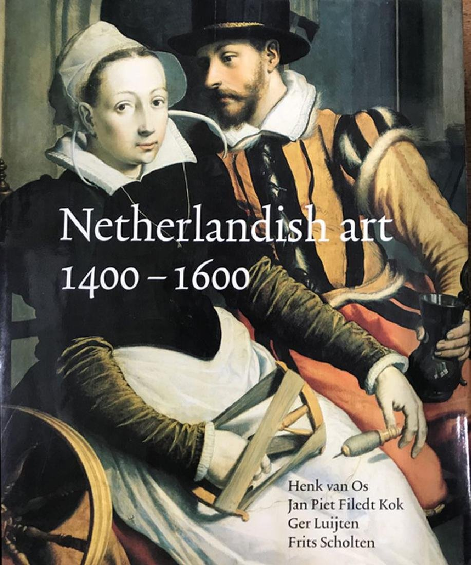 Netherlandish Art, Three Volumes 1400-1800, and eleven