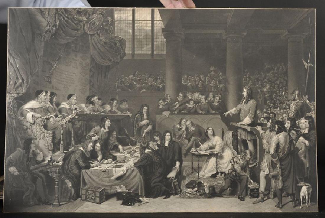 Simon Francois Ravenet (1706-1774) French after John - 4