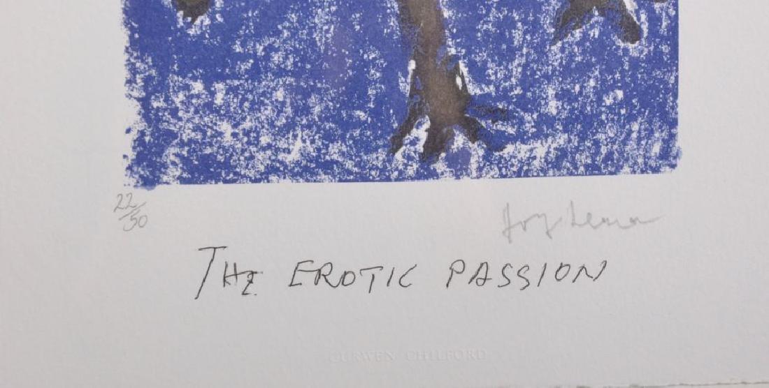 "Josef Herman (1911-2000) Polish/British. ""The Erotic - 3"