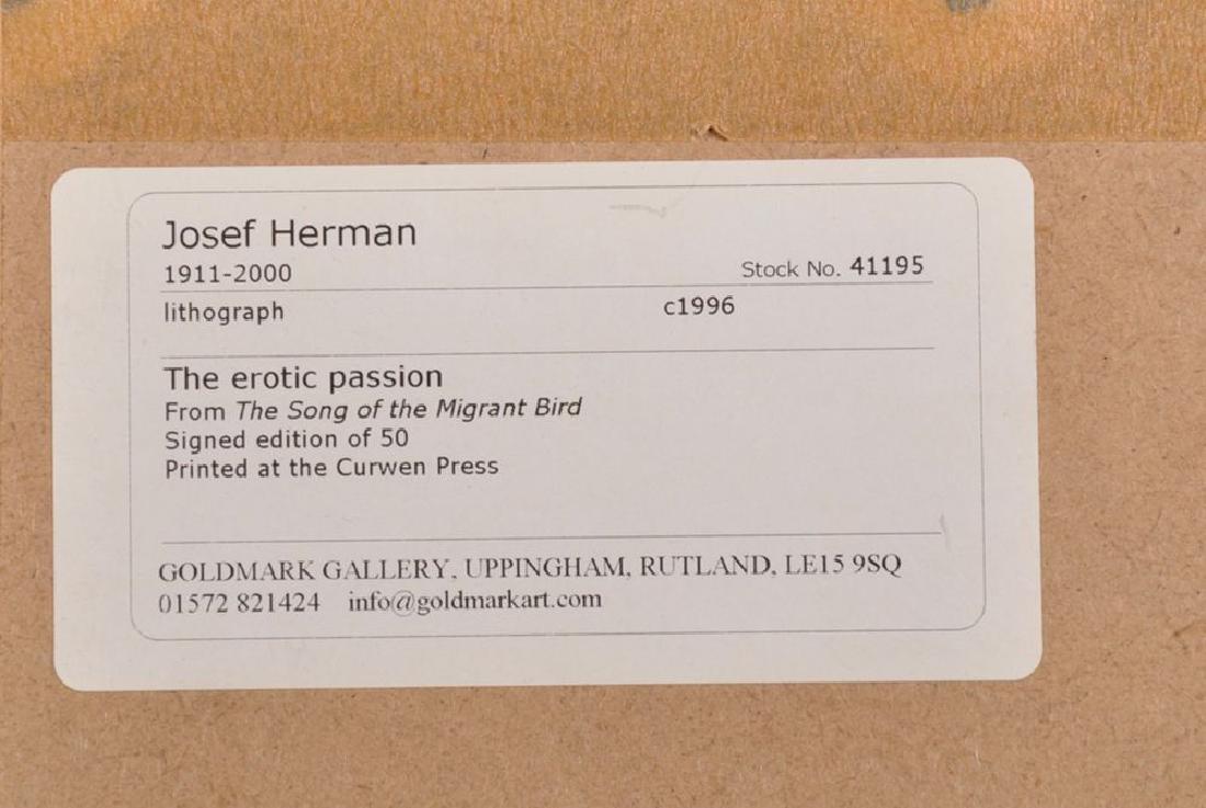 "Josef Herman (1911-2000) Polish/British. ""The Erotic - 4"