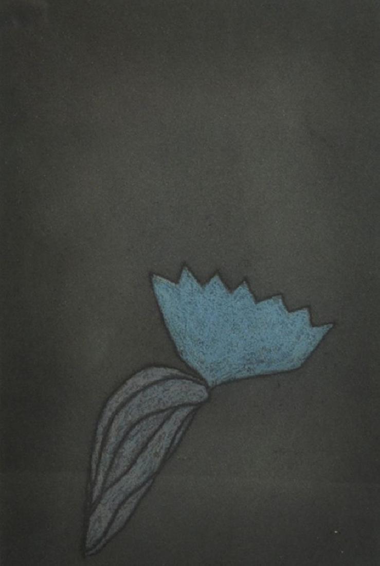 """Prunella Clough (1919-1999) British. """"DEVICE (as in"""