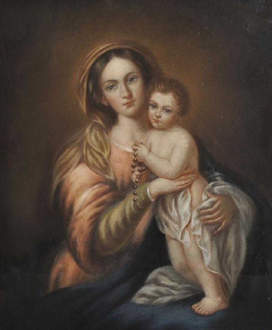 After Bartolome Esteban Perez Murillo (1617-1682)