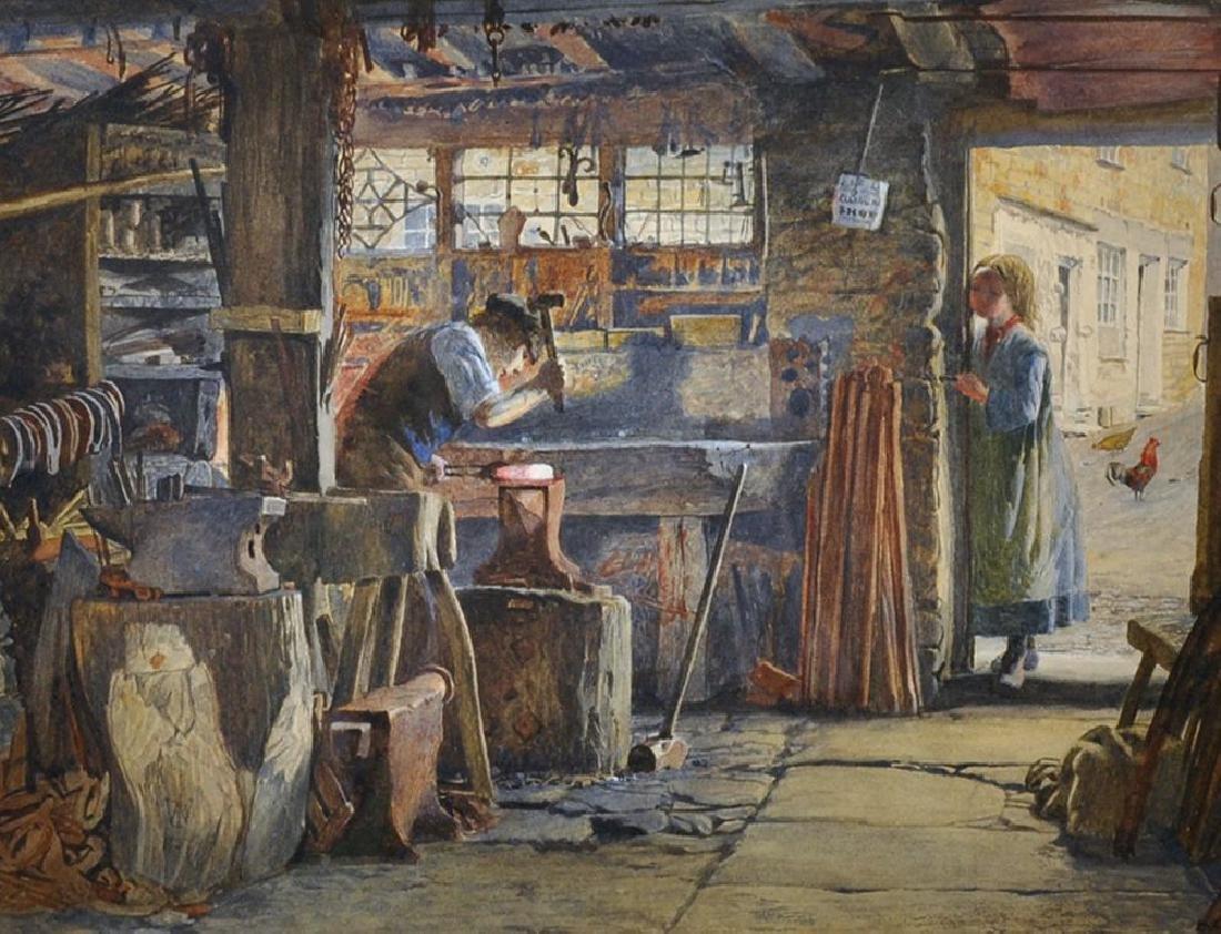 Attributed to William Ayerst Ingram (1855-1913)