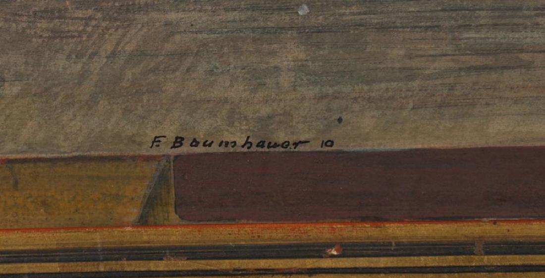 Felix Baumhauer (1876-1960) German. 'The Return of the - 3