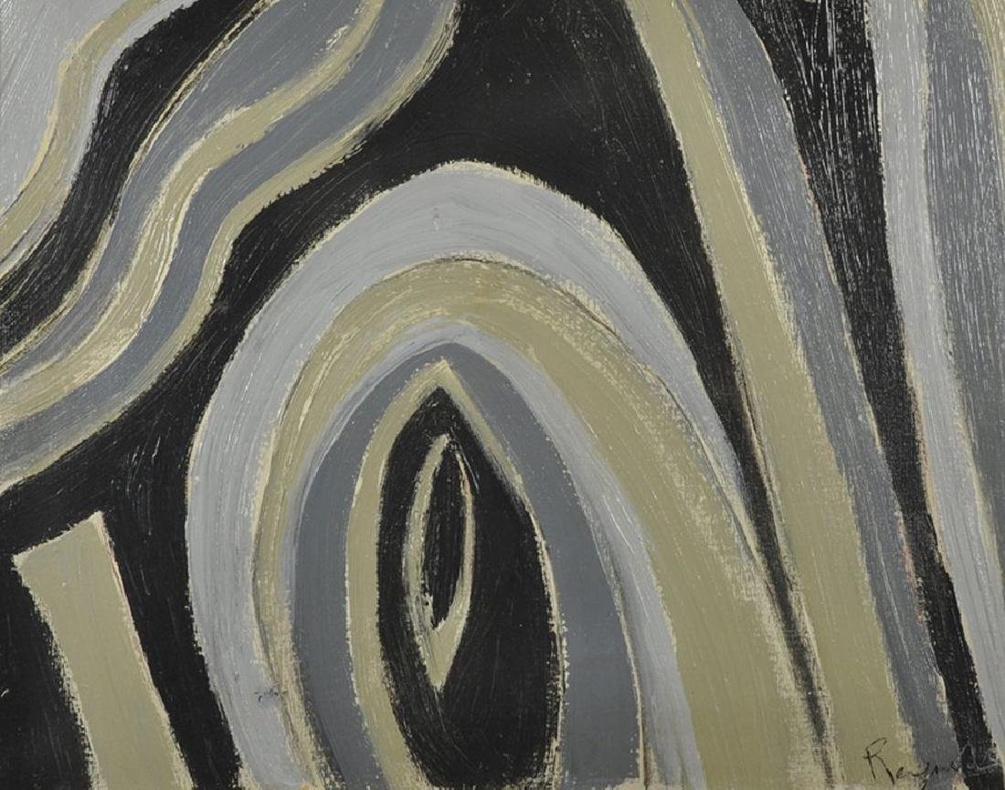 Follower of Alan Reynolds (1926-2014) British. Abstract