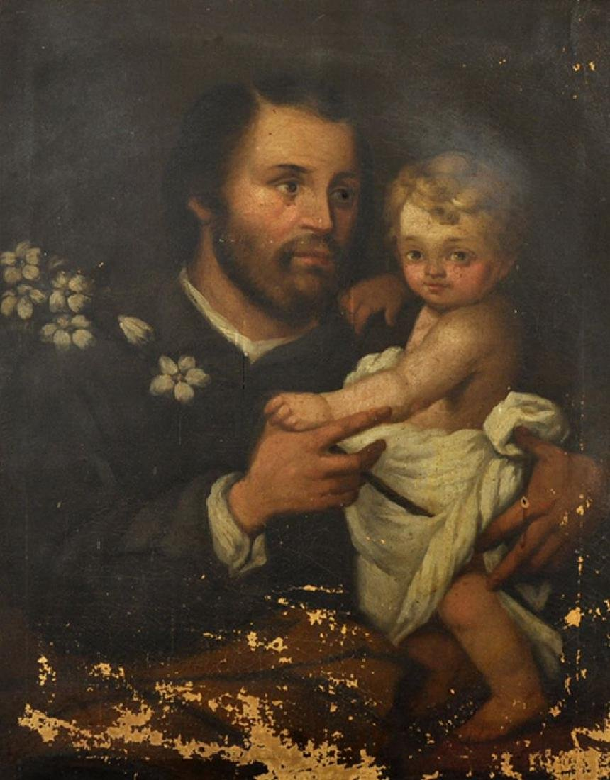 After Bartolome Esteban Murillo (1618-1682) Spanish. St