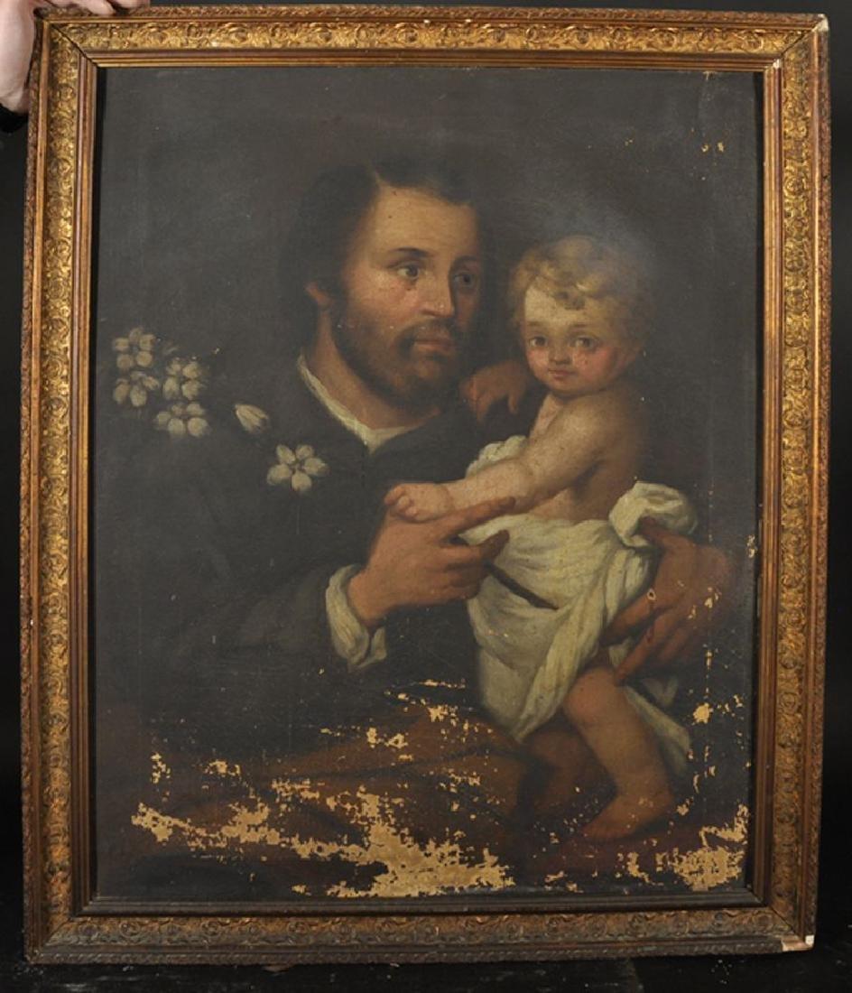 After Bartolome Esteban Murillo (1618-1682) Spanish. St - 2