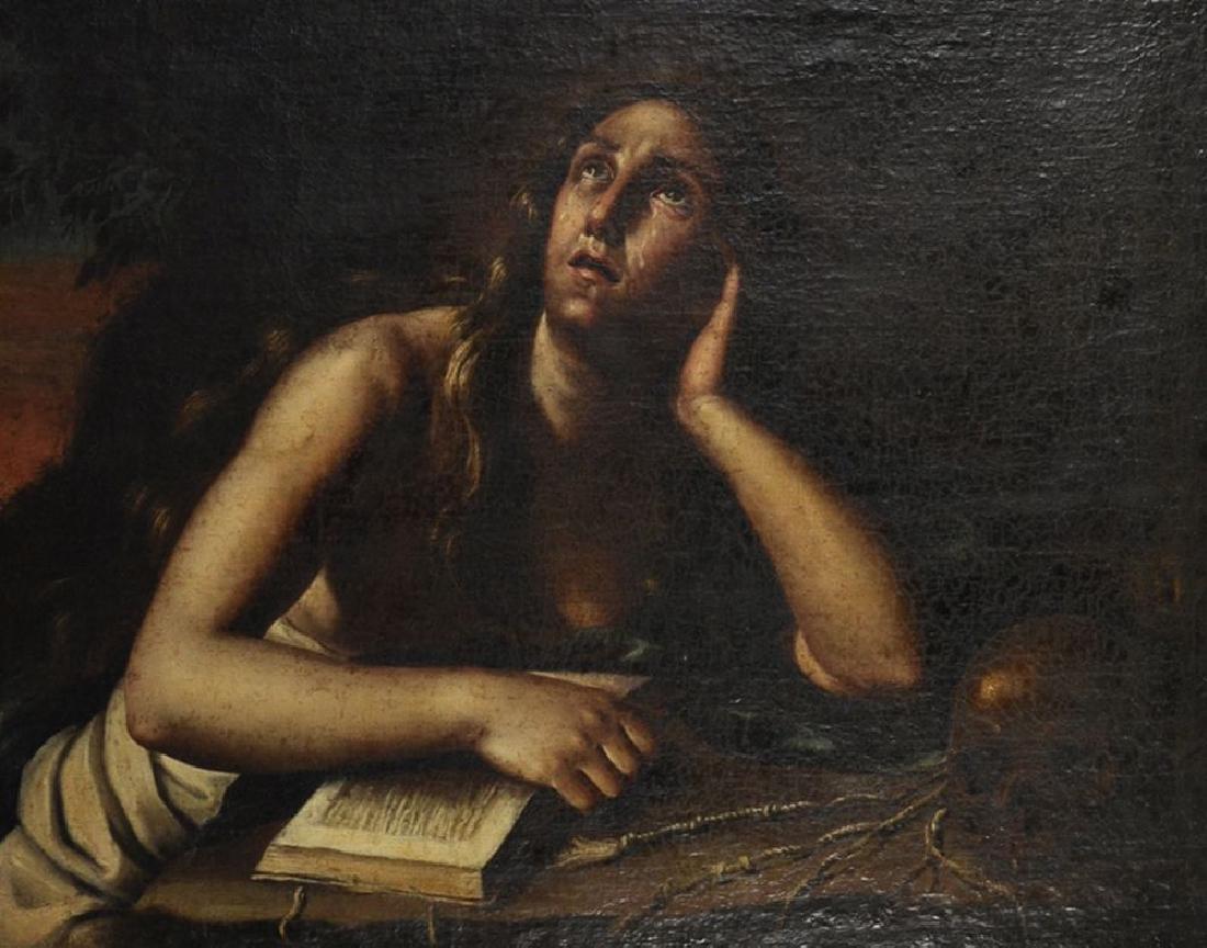 Circle of Leonello Spada (1576-1622) Italian. Study of
