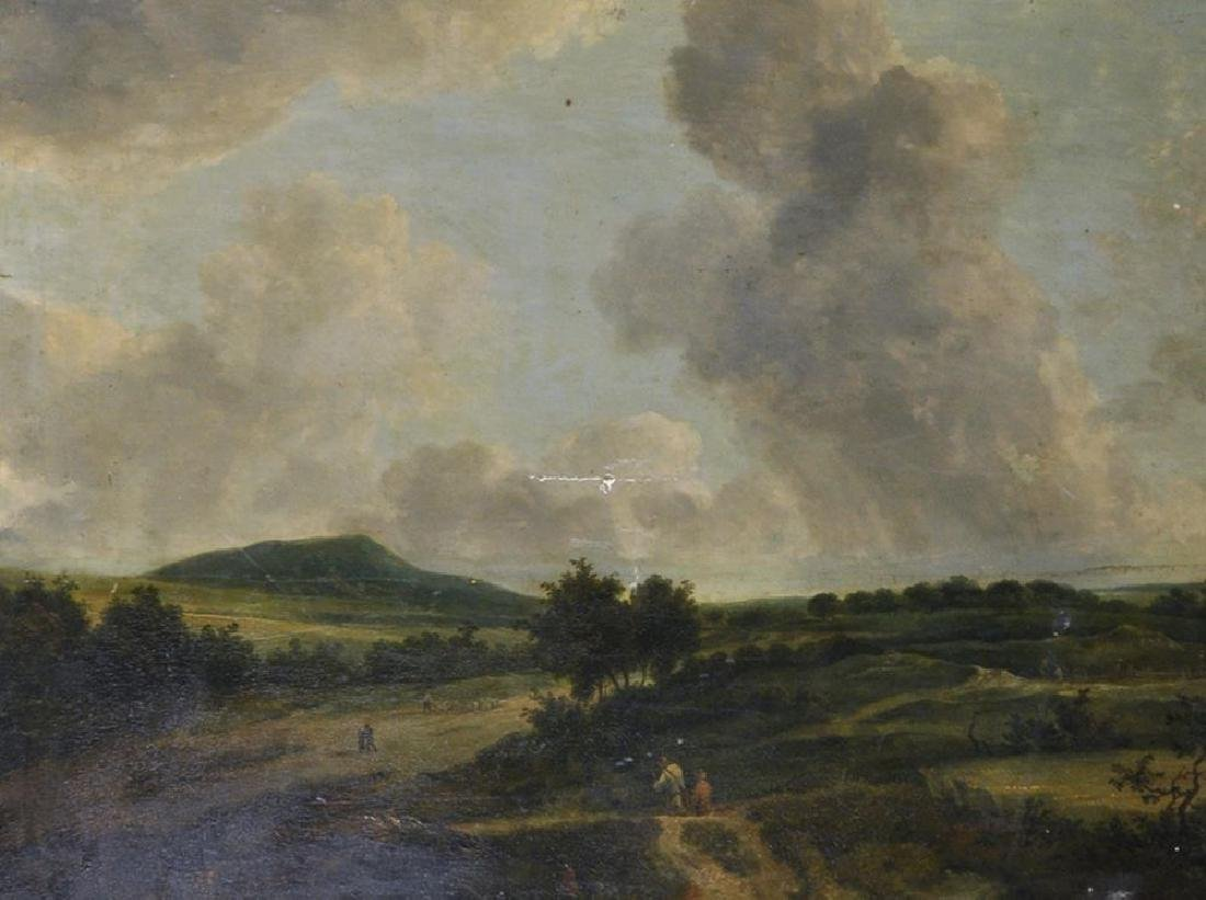 18th Century Dutch School. An Extensive Landscape with